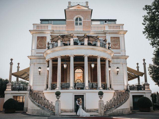 Il matrimonio di Agostino e Elisa a Roma, Roma 128