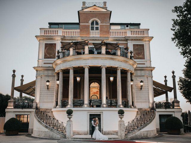 Il matrimonio di Agostino e Elisa a Roma, Roma 129