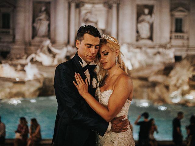Il matrimonio di Agostino e Elisa a Roma, Roma 147