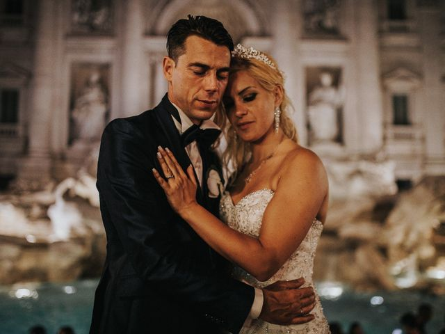 Il matrimonio di Agostino e Elisa a Roma, Roma 148