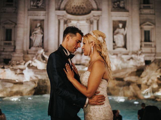 Il matrimonio di Agostino e Elisa a Roma, Roma 149