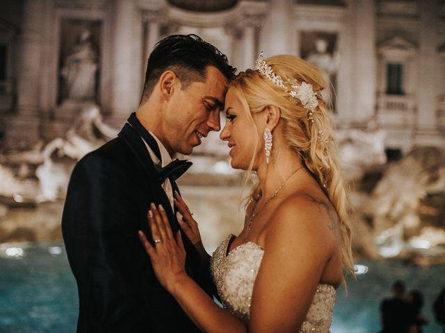 Il matrimonio di Agostino e Elisa a Roma, Roma 150