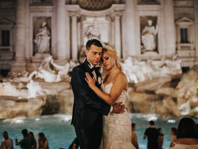 Il matrimonio di Agostino e Elisa a Roma, Roma 151