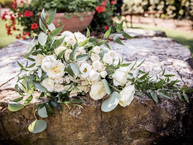 Il matrimonio di Federico e Lisa a Gambassi Terme, Firenze 1