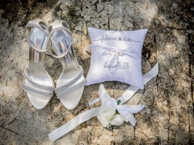 Il matrimonio di Federico e Lisa a Gambassi Terme, Firenze 3