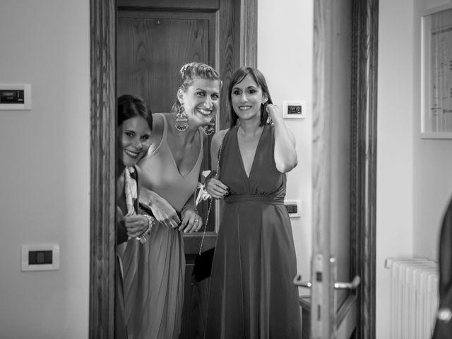 Il matrimonio di Federico e Lisa a Gambassi Terme, Firenze 9