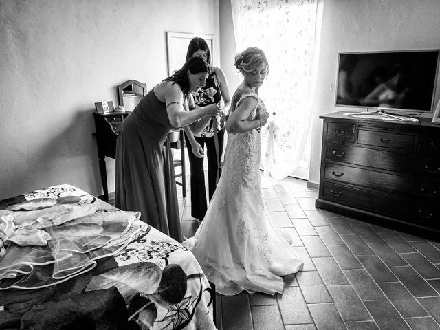 Il matrimonio di Samuel e Katia a Breme, Pavia 6