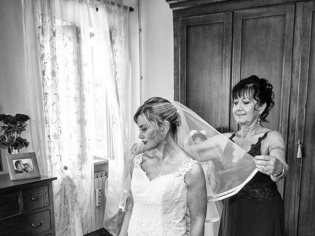Il matrimonio di Samuel e Katia a Breme, Pavia 10