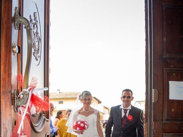 Il matrimonio di Samuel e Katia a Breme, Pavia 13