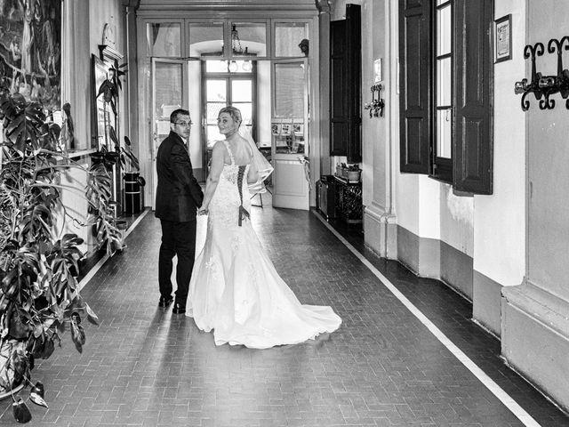 Il matrimonio di Samuel e Katia a Breme, Pavia 15