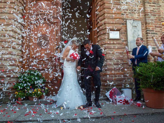 Il matrimonio di Samuel e Katia a Breme, Pavia 16