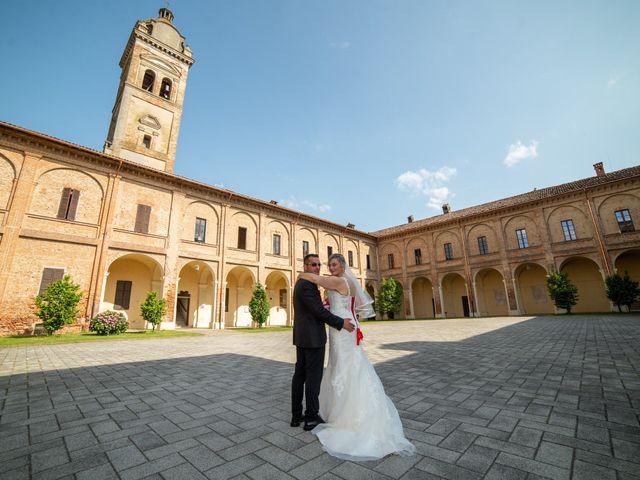 Il matrimonio di Samuel e Katia a Breme, Pavia 18
