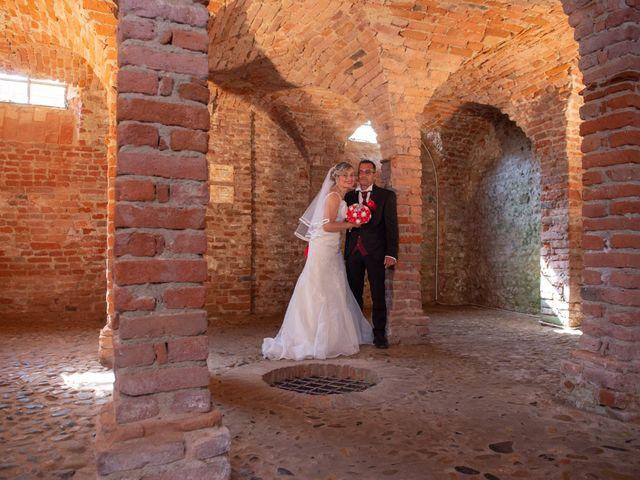 Il matrimonio di Samuel e Katia a Breme, Pavia 20