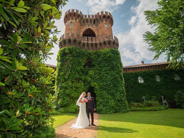 Il matrimonio di Samuel e Katia a Breme, Pavia 22