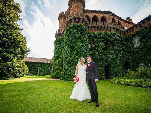Il matrimonio di Samuel e Katia a Breme, Pavia 23