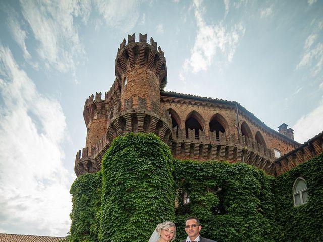Il matrimonio di Samuel e Katia a Breme, Pavia 24