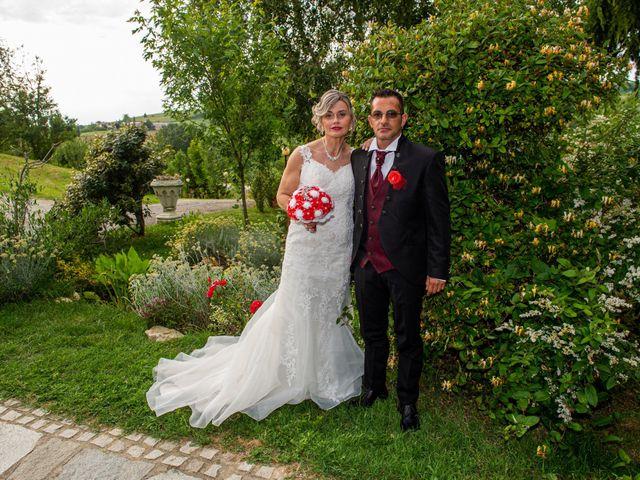 Il matrimonio di Samuel e Katia a Breme, Pavia 28