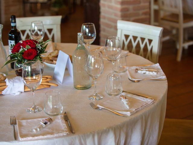 Il matrimonio di Samuel e Katia a Breme, Pavia 34