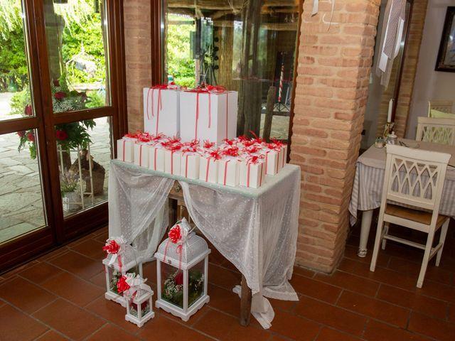 Il matrimonio di Samuel e Katia a Breme, Pavia 43