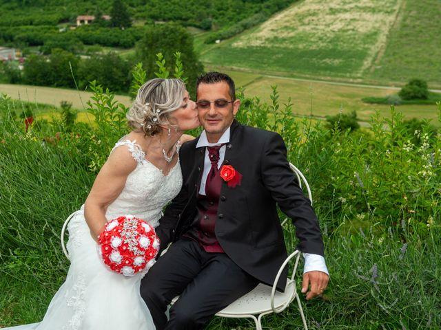 Il matrimonio di Samuel e Katia a Breme, Pavia 45