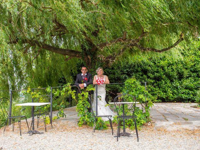 Il matrimonio di Samuel e Katia a Breme, Pavia 49