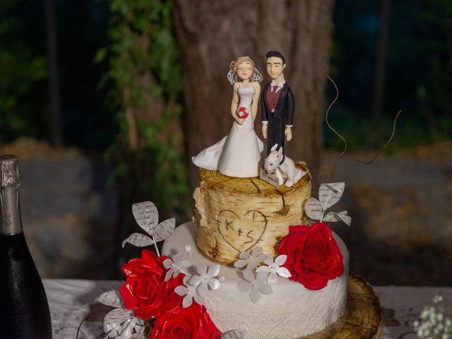 Il matrimonio di Samuel e Katia a Breme, Pavia 56