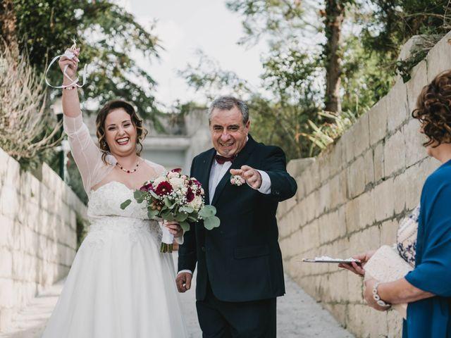 Il matrimonio di Umberto e Alessandra a Palmariggi, Lecce 13