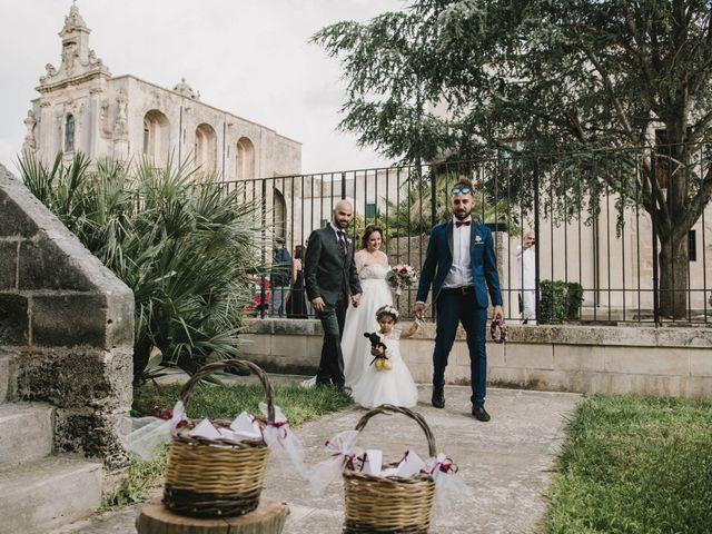 Il matrimonio di Umberto e Alessandra a Palmariggi, Lecce 14