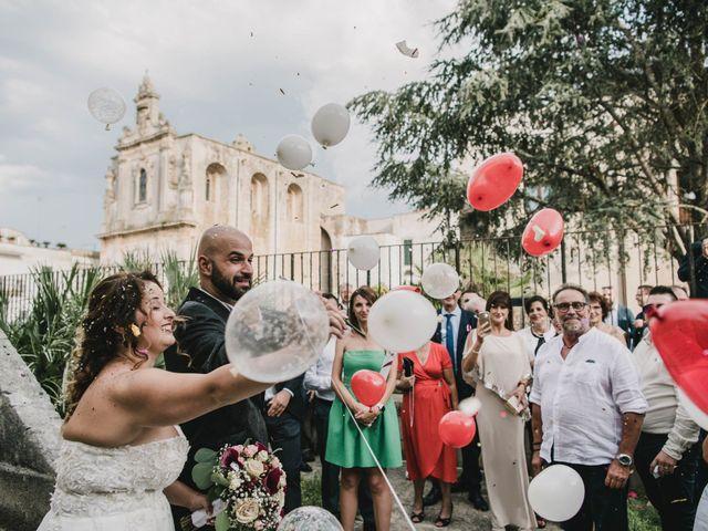 Il matrimonio di Umberto e Alessandra a Palmariggi, Lecce 15