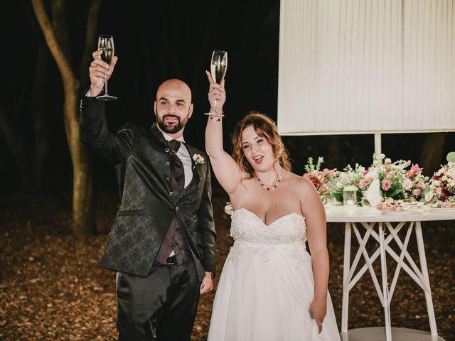 Le nozze di Alessandra e Umberto
