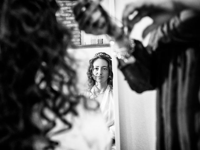Il matrimonio di Michele e Valentina a Lonato, Brescia 10
