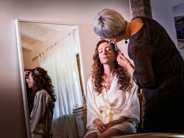 Il matrimonio di Michele e Valentina a Lonato del Garda, Brescia 11