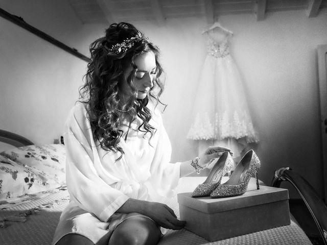 Il matrimonio di Michele e Valentina a Lonato del Garda, Brescia 12