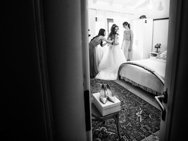 Il matrimonio di Michele e Valentina a Lonato del Garda, Brescia 18