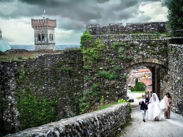 Il matrimonio di Michele e Valentina a Lonato del Garda, Brescia 33