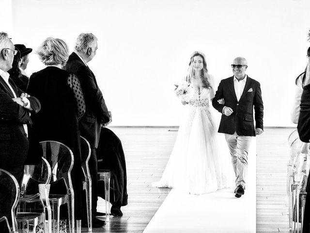Il matrimonio di Michele e Valentina a Lonato del Garda, Brescia 34