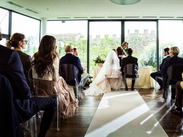 Il matrimonio di Michele e Valentina a Lonato del Garda, Brescia 35