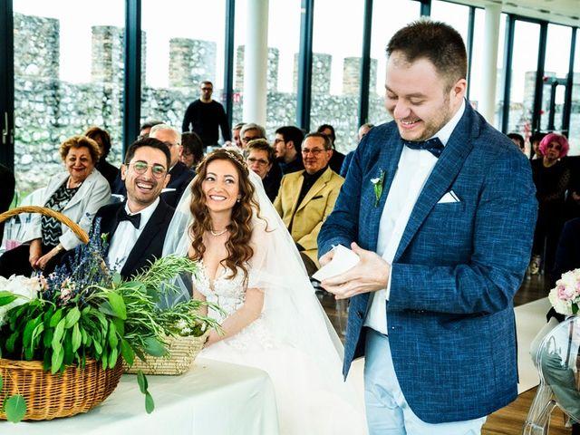 Il matrimonio di Michele e Valentina a Lonato del Garda, Brescia 36