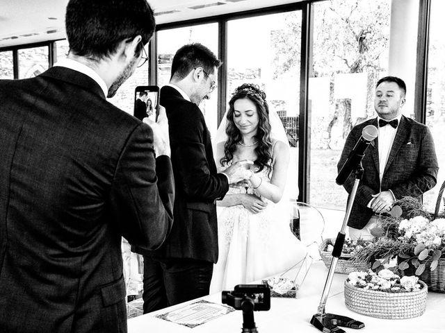 Il matrimonio di Michele e Valentina a Lonato del Garda, Brescia 45