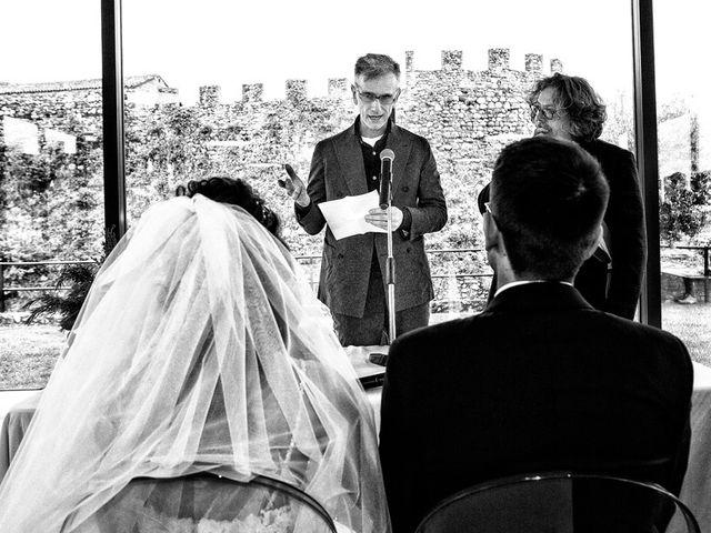 Il matrimonio di Michele e Valentina a Lonato del Garda, Brescia 47