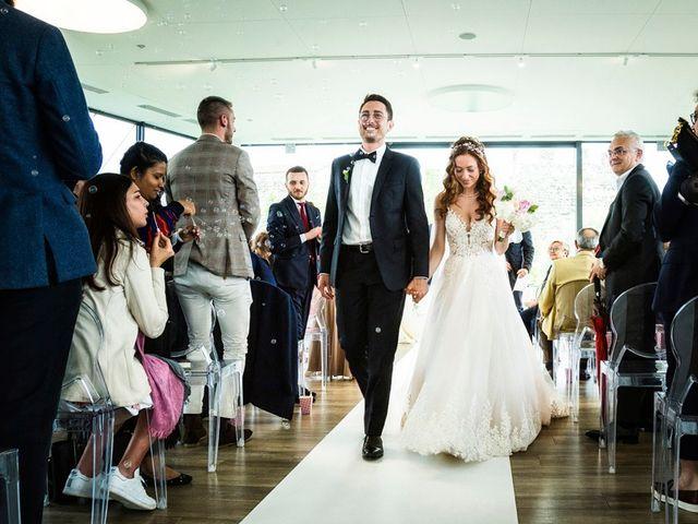 Il matrimonio di Michele e Valentina a Lonato del Garda, Brescia 48