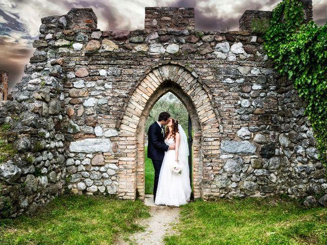 Il matrimonio di Michele e Valentina a Lonato del Garda, Brescia 52