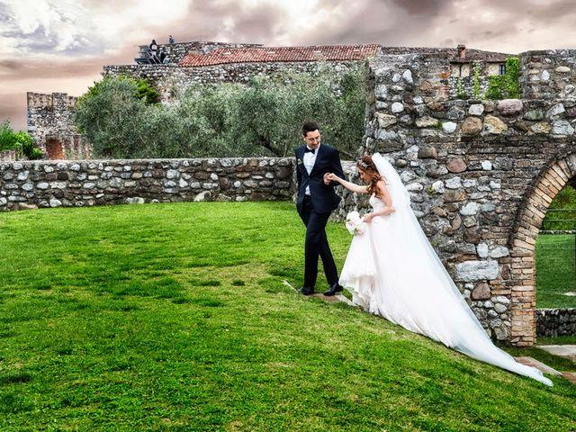 Il matrimonio di Michele e Valentina a Lonato del Garda, Brescia 53