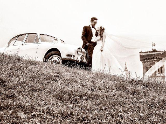 Il matrimonio di Michele e Valentina a Lonato del Garda, Brescia 61