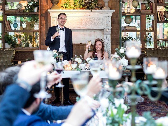 Il matrimonio di Michele e Valentina a Lonato del Garda, Brescia 83