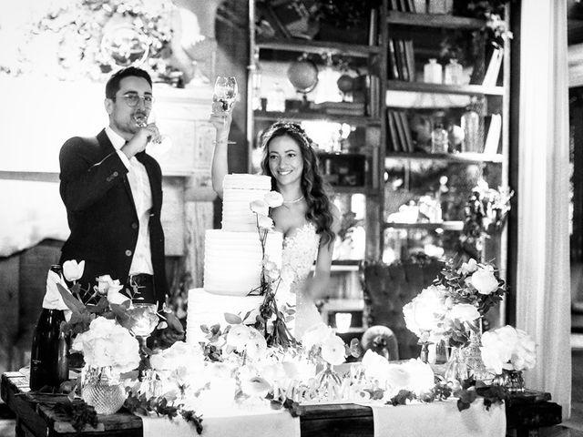 Il matrimonio di Michele e Valentina a Lonato del Garda, Brescia 89