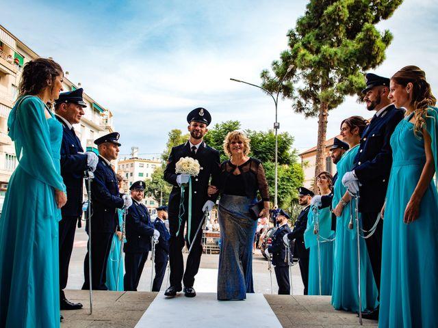 Il matrimonio di Andrea e Carol a Taggia, Imperia 22