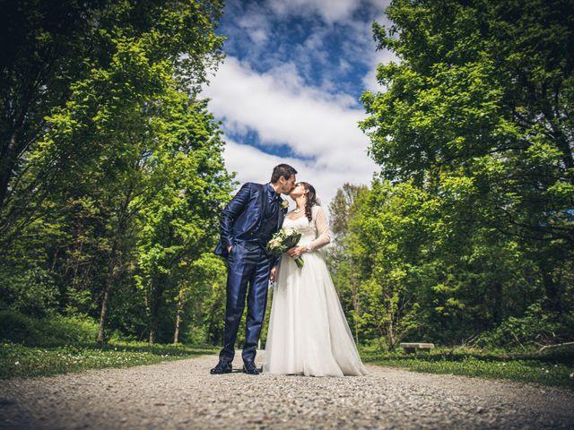Le nozze di Mattia e Rosalba