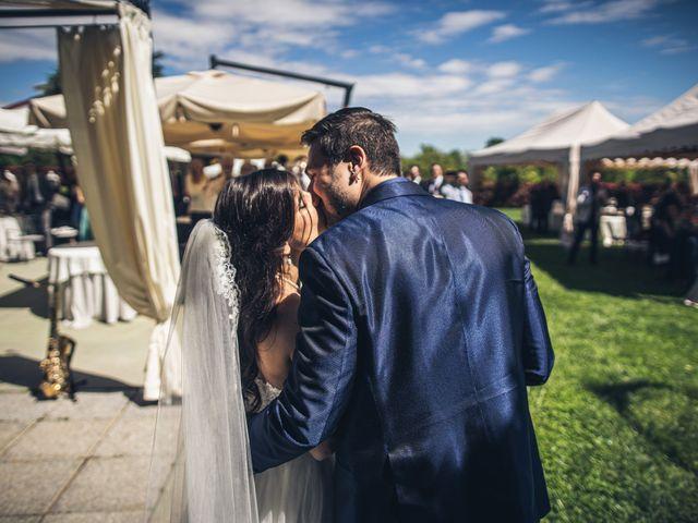 Il matrimonio di Rosalba e Mattia a Mapello, Bergamo 9