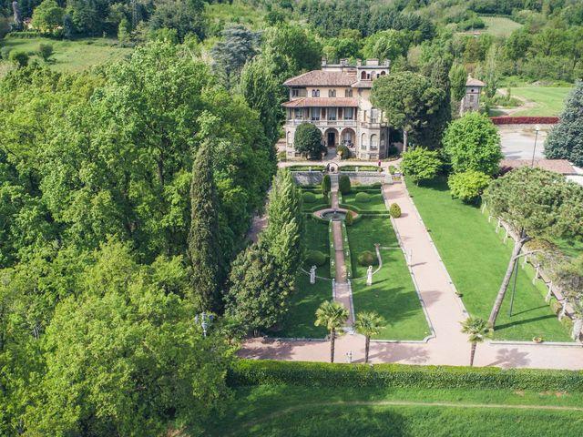 Il matrimonio di Rosalba e Mattia a Mapello, Bergamo 15